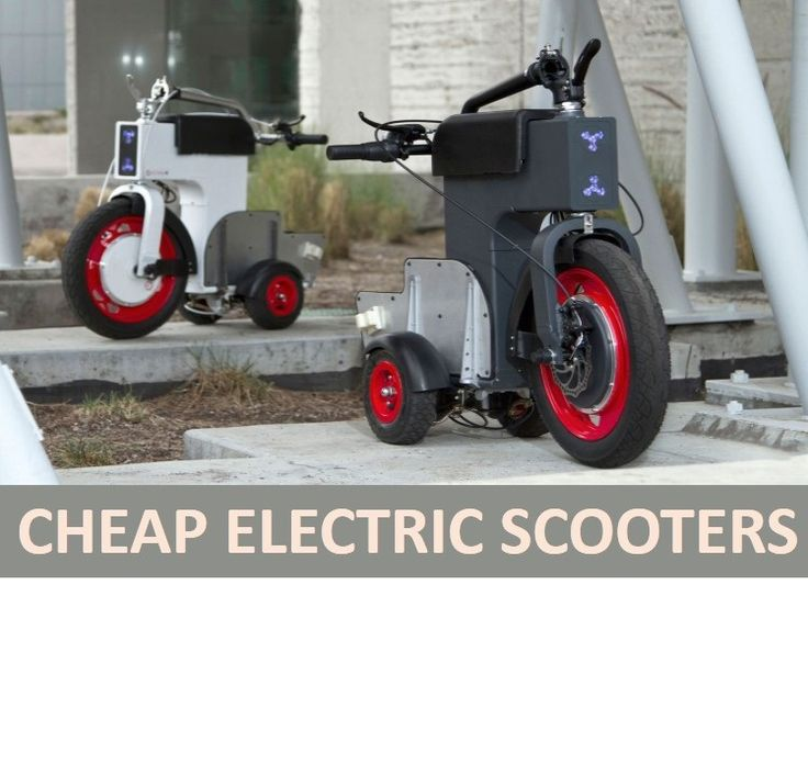 1000 Ideas About Cheap Electric Scooters On Pinterest