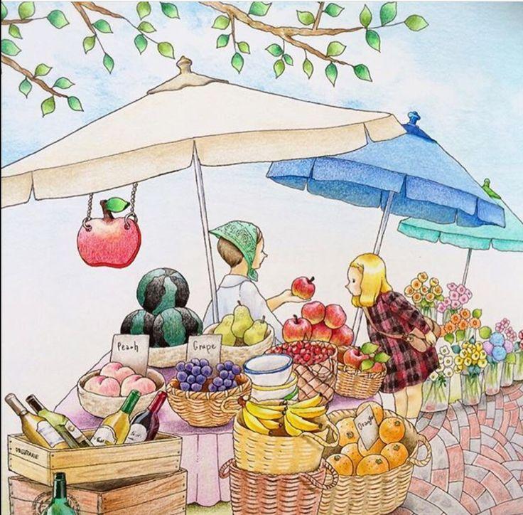 567 Best Colored Pencils Art Images On Pinterest