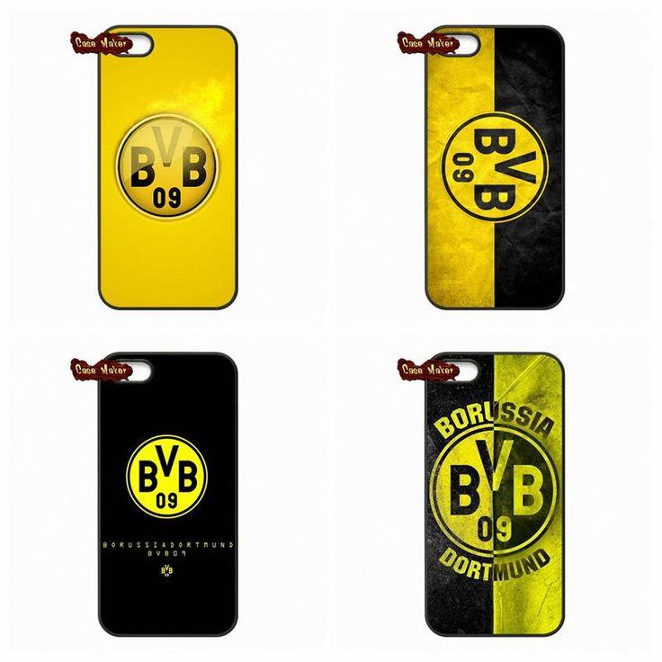 Для Blackberry Z10 Q10 HTC Desire 816 820 One X S M7 M8 Мини M9 A9 Плюс Боруссия Дортмунд ФК команда логотип Чехол