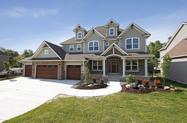 30 best dream home images on pinterest future house for Storybook craftsman house plans