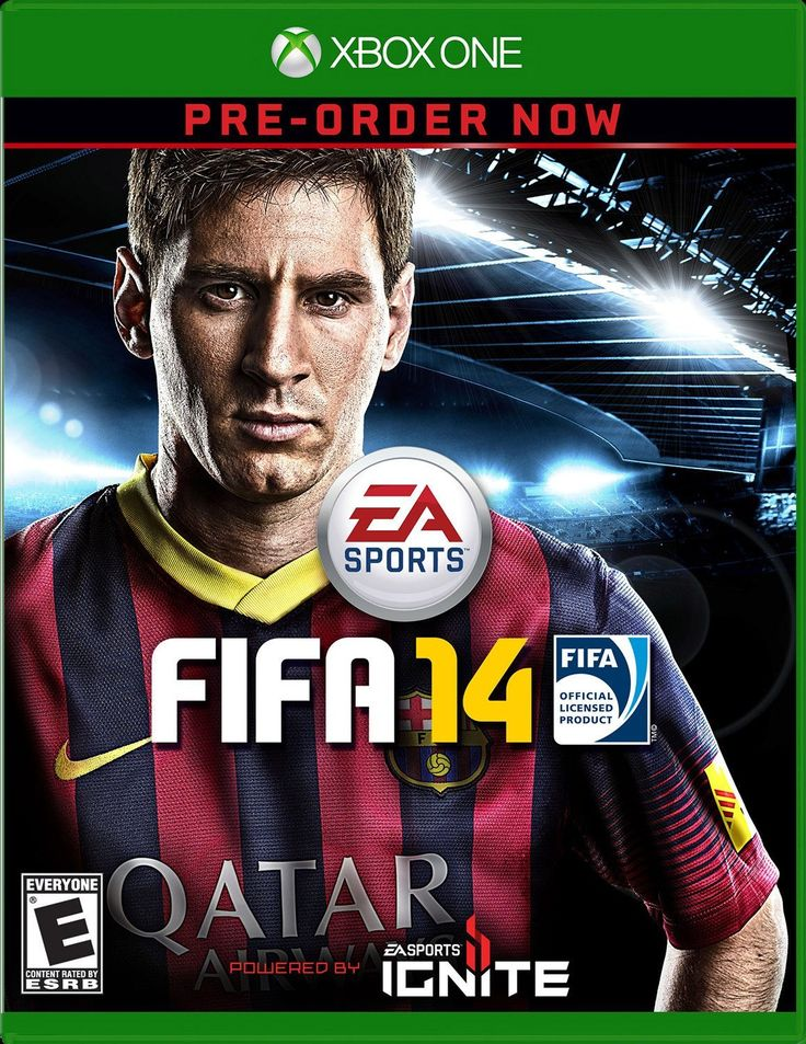 FIFA 14: Xbox One: Video Games  On Xbox One #Gaming