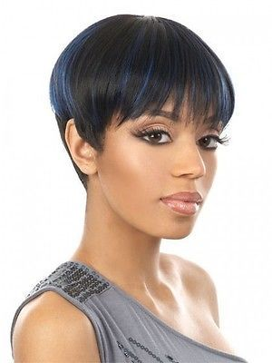 Stylish Synthetic African American Wig