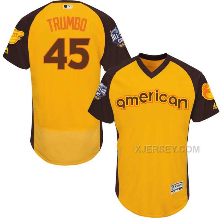 4e8a556cb17 Find this Pin and more on Baltimore Orioles. Buy American League Orioles 45  Mark Trumbo ...