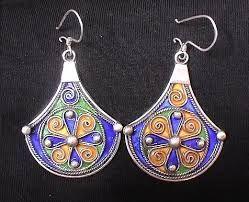 Boucle d'oreille or algerie