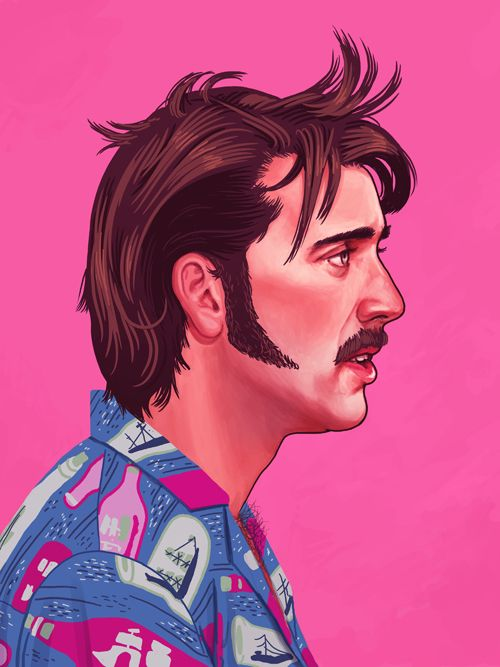 More of Mike Mitchells Character Portraits - Imgur