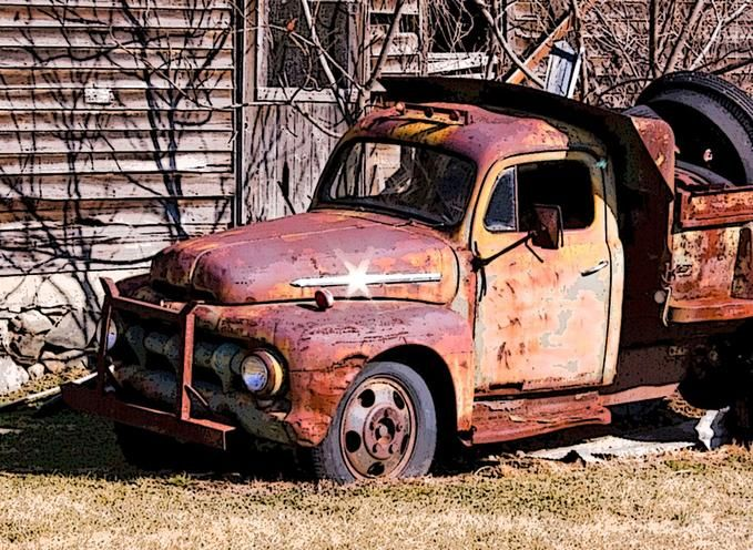 17 best images about rusty old trucks on pinterest abstract paintings photographs and trucks. Black Bedroom Furniture Sets. Home Design Ideas