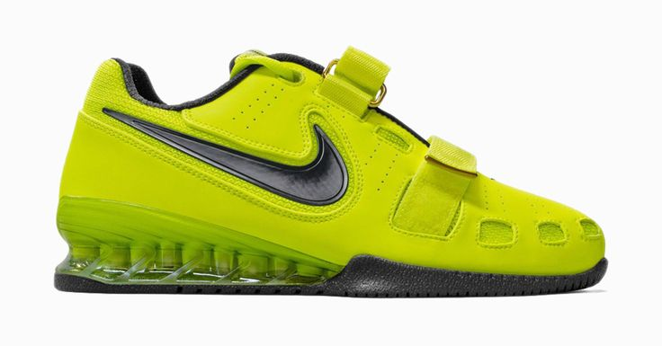 Nike Romaleos 2 Weightlifting Shoes Review - http://www.boxrox.com/nike-romaleos-2-weightlifting-shoes-review/