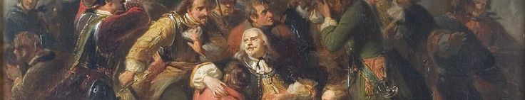 Death of Admiral de Ruyter