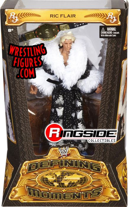 Ric Flair - WWE Defining Moments Exclusive | Ringside Collectibles