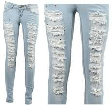 Image result for ripped jeans