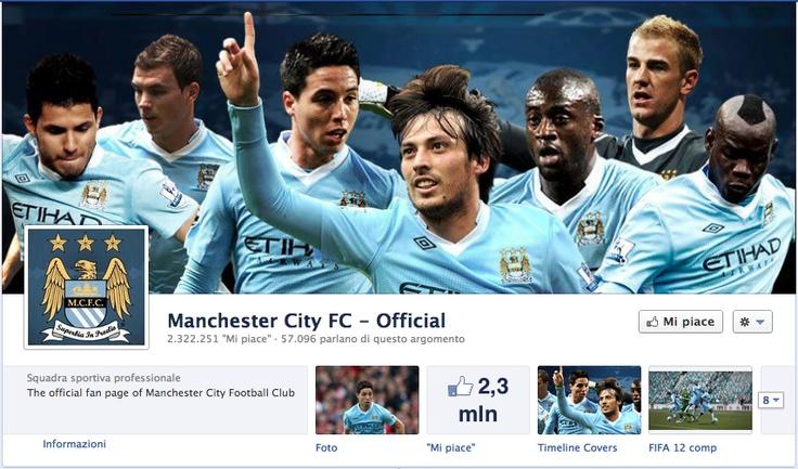 Fc Manchester City | Football team fanpage