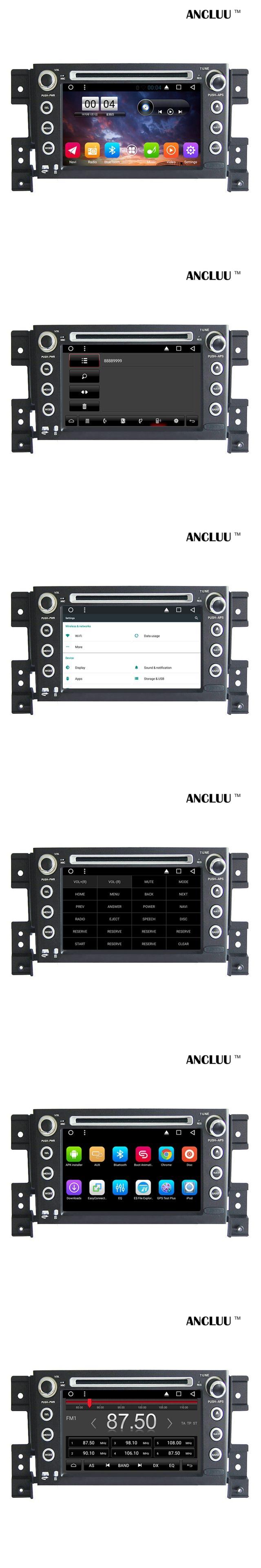 "2 DIN 7"" Android 5.1 Car DVD in dash for Suzuki Grand Vitara 2005-2009 2010 2011 2012 Car Radio GPS SD USB 3g WIFI 1080P"