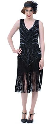 Shop 1920's Plus Size Dresses and Costumes