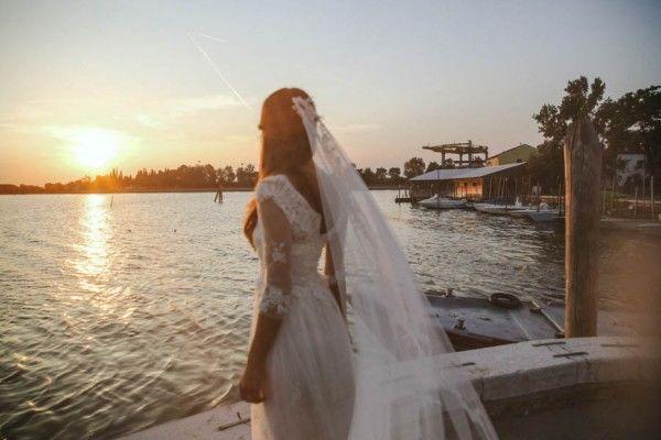Intimate Torcello Island Wedding at Locanda Cipriani