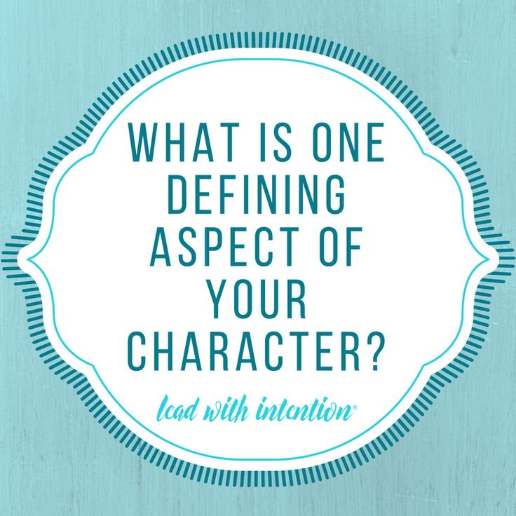 If you were to ask five people to describe you, what would they say? Notice the patterns as you begin defining aspects of your character and see how they highlight your core values.  #LeadWithIntention #Reflect #Values #CoreValues