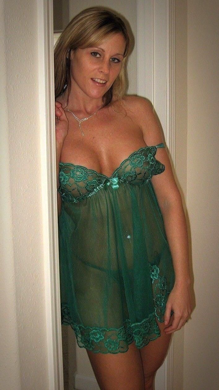Mom in see through lingerie Pin On Lingerie Styles