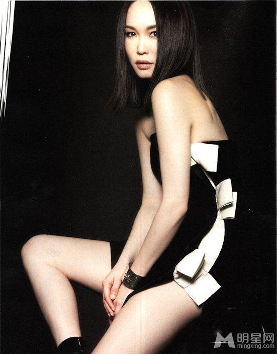 fann wong nude naked