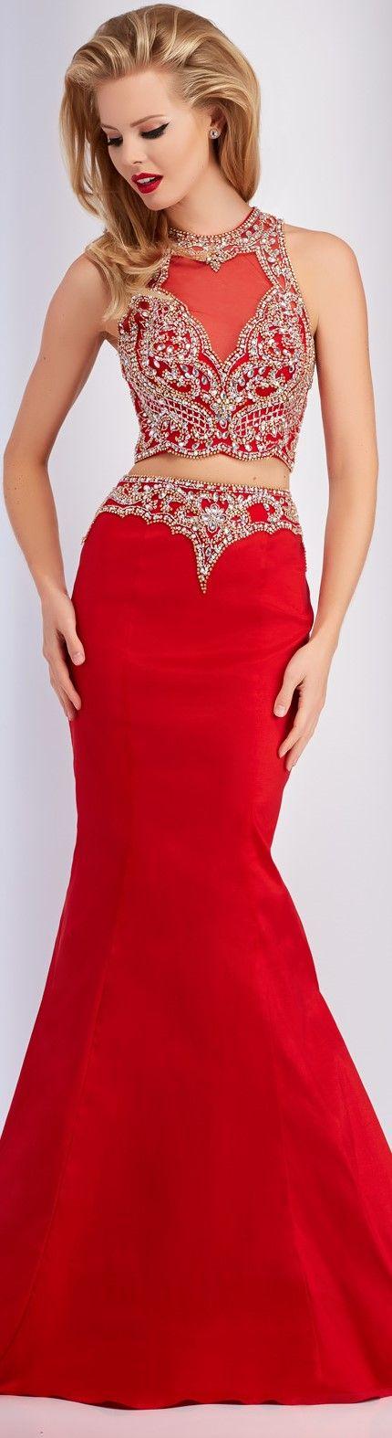 Clarisse Couture Dress 4717