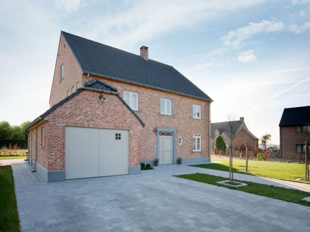 71 best images about nieuwbouw klassiek on pinterest for Nouvelle construction maison