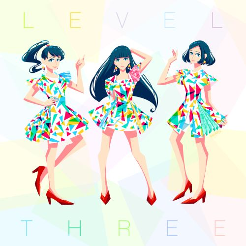 So excited for Perfume's new album ʘ‿ʘ