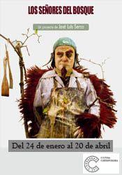 Exposición Los señores del bosque y el Juego de Ajos en Las Cigarreras http://www.agendalacant.es/index.php/exposicion-los-senores-del-bosque-y-el-juego-de-ajos-en-las-cigarreras