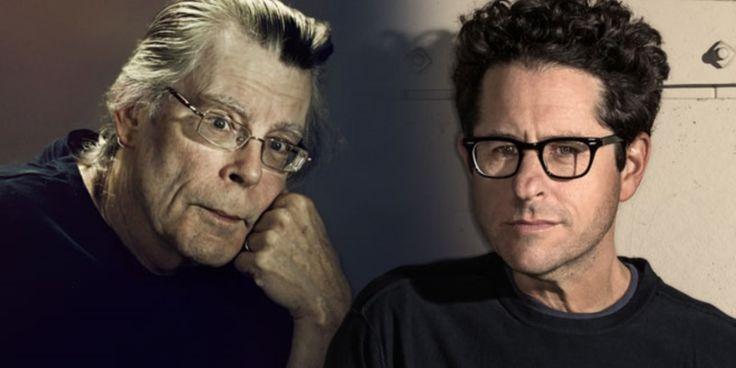 J.J. Abrams vai produzir série inspirada nos livros de Stephen King