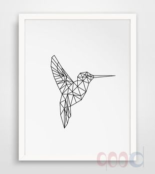Flying Bird Canvas Painting Poster, Wall Pictures For Home Decoration, Frame not include 221