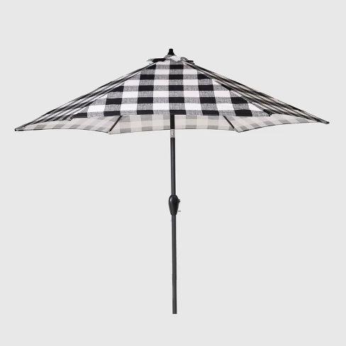 9' Round Patio Umbrella - Threshold™ : Target