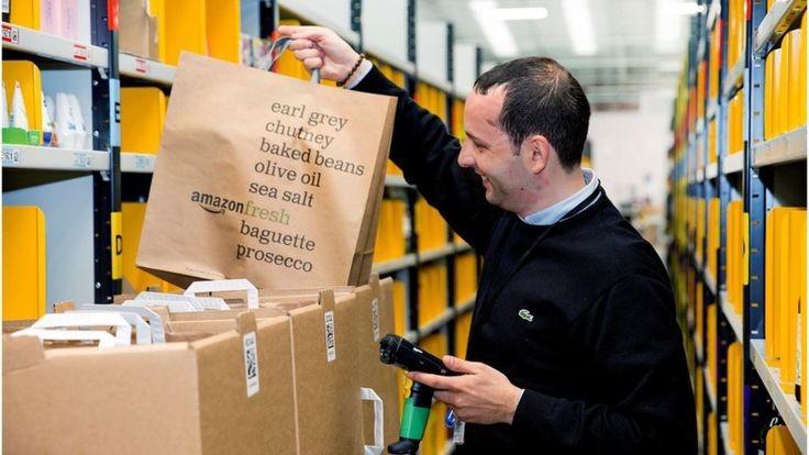 Amazon expands Morrisons grocery delivery deal #amazon #expands #morrisons #grocery #delivery