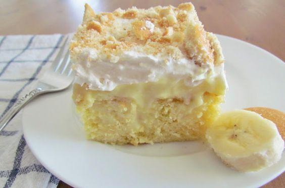Plus Rezepte: Bananen-Pudding-Torte