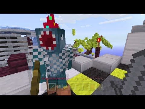 Minecraft Xbox - Candyland - Hunger Games - YouTube