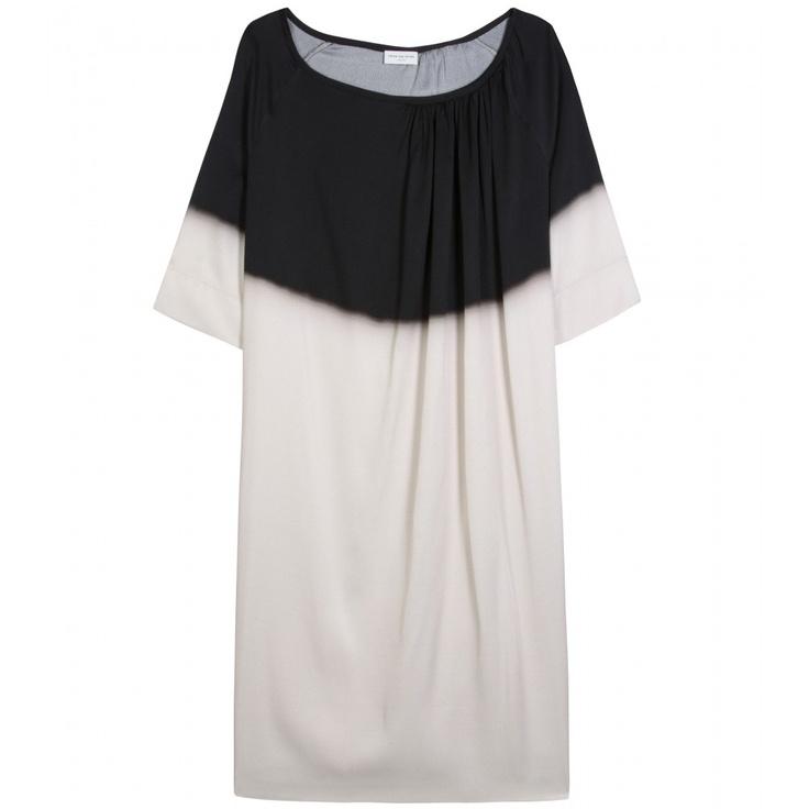 // Dries van Noten silk dress