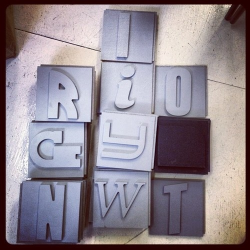 WOODEN LETTERS ON SALE £8 each