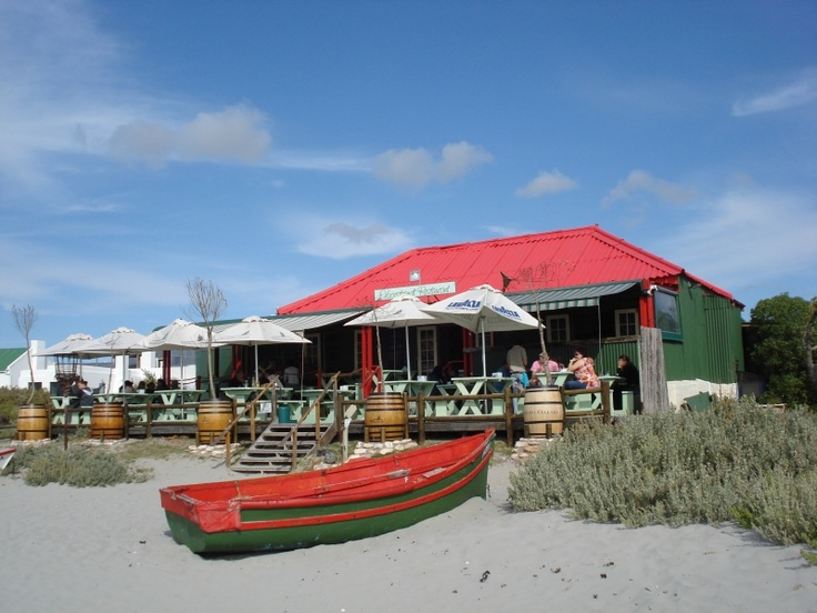Voorstrandt Restaurant in Paternoster