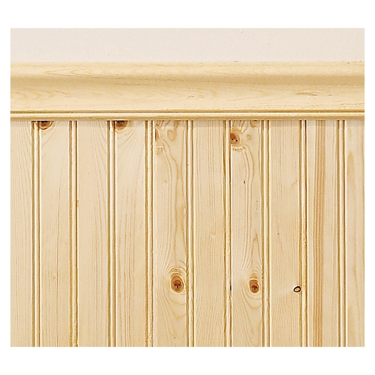 Home Depot Pine Kitchen Cabinets: Shop EverTrue 2-11/16-ft Stain Grade Pine Edge And Center