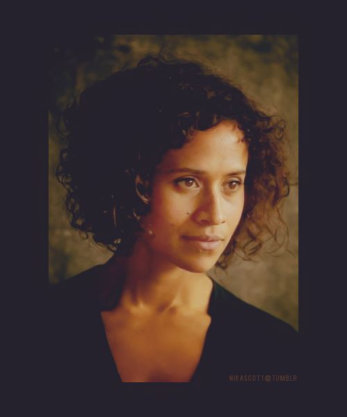 Angel Coulby | via Tumblr