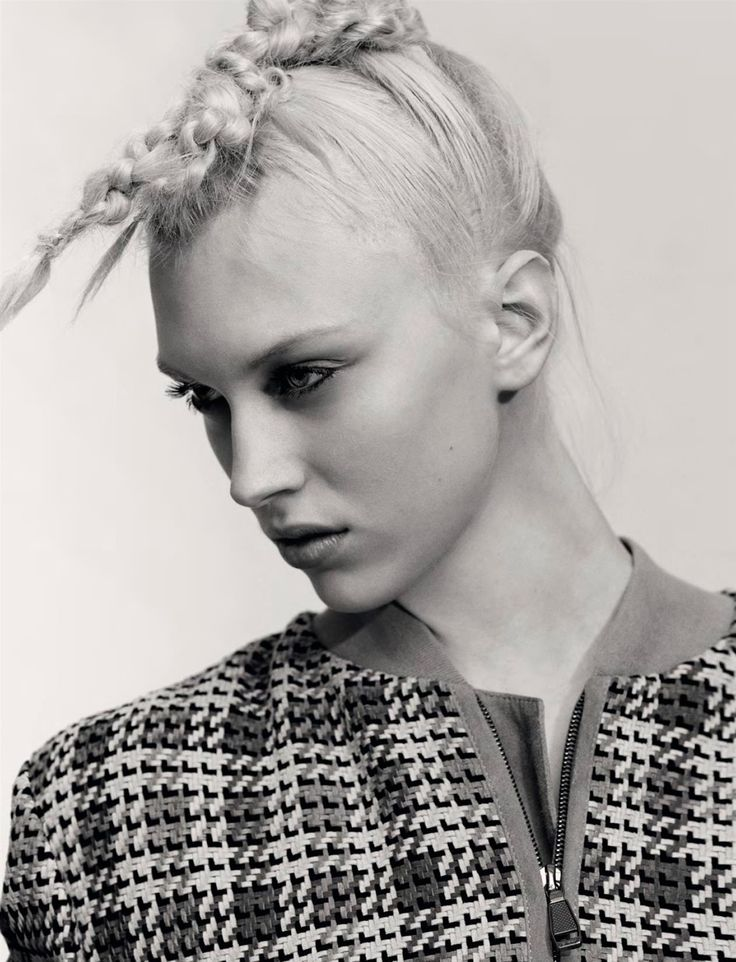 Art + Commerce - Artists - Hair stylists - Luke Hersheson - Editorial