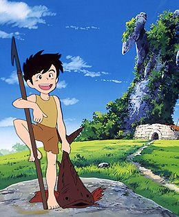 Mirai Shounen Conan 未来少年コナン 1978