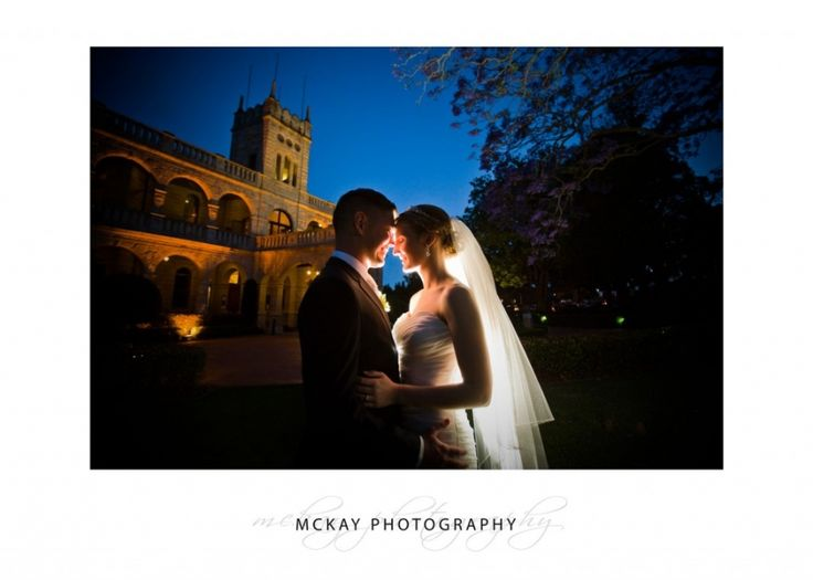 Caitlin & Sam at Curzon Hall - what a stunning wedding venue right in Sydney :)  #curzonhall #wedding #sydneywedding