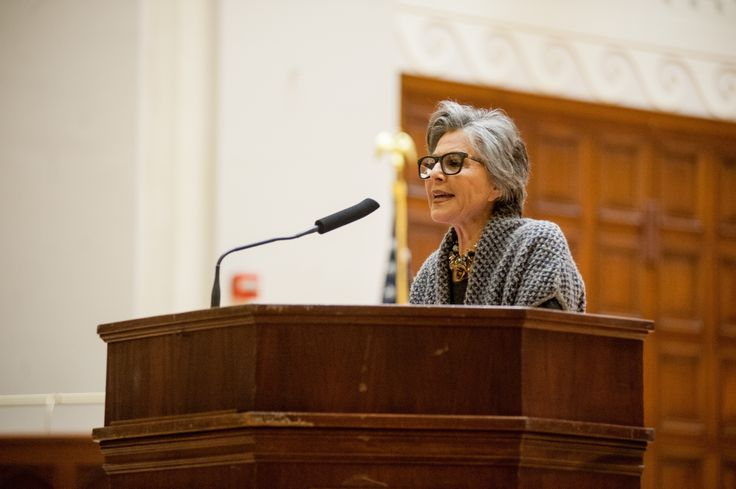 Former Senator Barbara Boxer focused on the importance of social activism, environmental sustainability and community service as a speaker in the UR Spring Political Series.