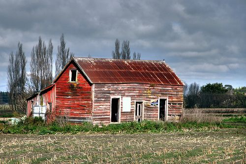 Old house, Greytown, Wairarapa, New Zealand | Flickr - Photo Sharing!