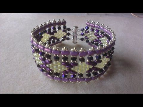 PULSERA ESTILO NATIVO AMERICANO - YouTube
