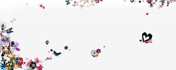Koji Nishida, Google wallpaper theme, girl and flowers, bright colors