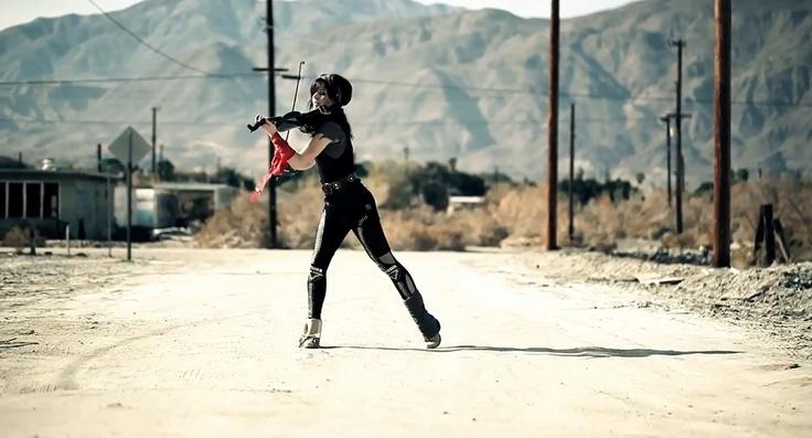 Radioactive Cover Imagine Dragons Lindsey Stirling and Pentatonix