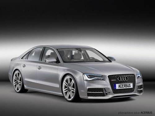 Cea F E B A C Audi Rs Sedan
