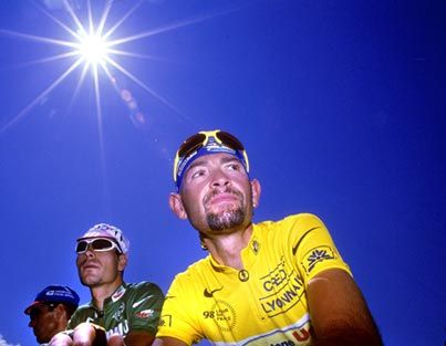 1998 > A doping network was discovered within Richard Virenque's Festina team, which was kicked out of the event. Le Tour was rocked but still took place as normal, with Marco Pantani clinching the Yellow Jersey in Paris