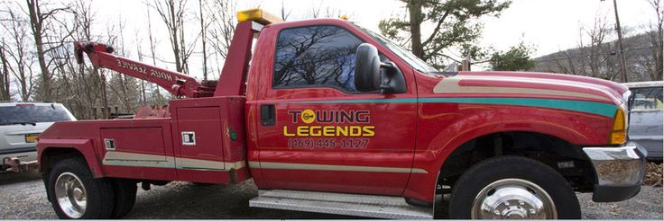 Towing Legends Company in Mesquite, Texas