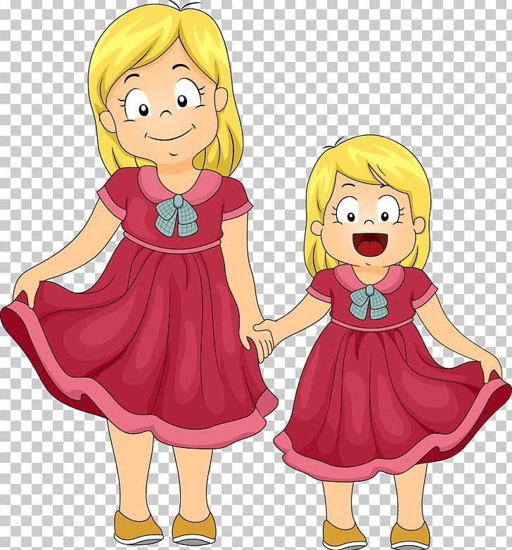 Brother And Sister Stock Illustrations, Cliparts And Royalty Free Brother  And Sister Vectors
