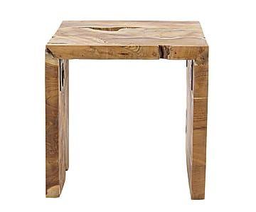 Столик Rocio - тик - В45хШ45хД45