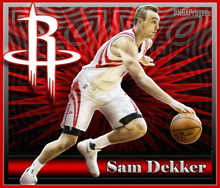 7f8a5713 ... NBA Player Edit - Sam Dekker ...